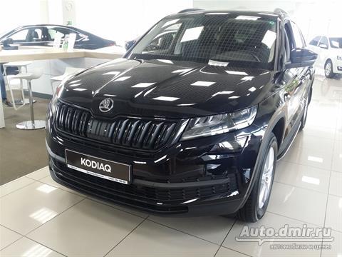 купить skoda kodiaq шкода кодиак 2018 г.в. в воронеже по цене 2383800 руб. autodmir.ru автомобили и цены