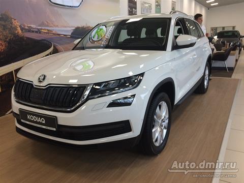 купить skoda kodiaq шкода кодиак 2018 г.в. в воронеже по цене 2256500 руб. autodmir.ru автомобили и цены